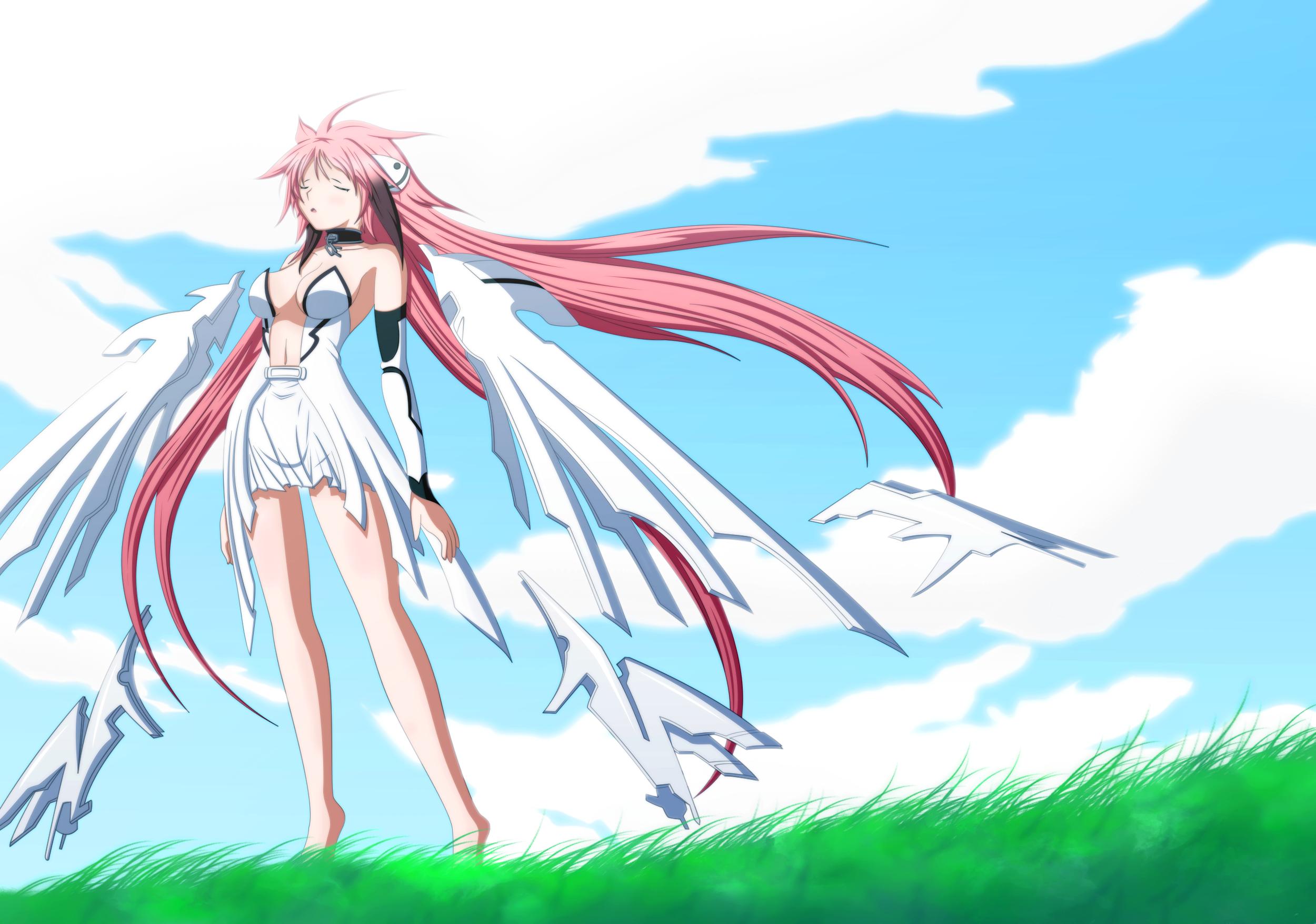 Картинки с аниме падший с небес