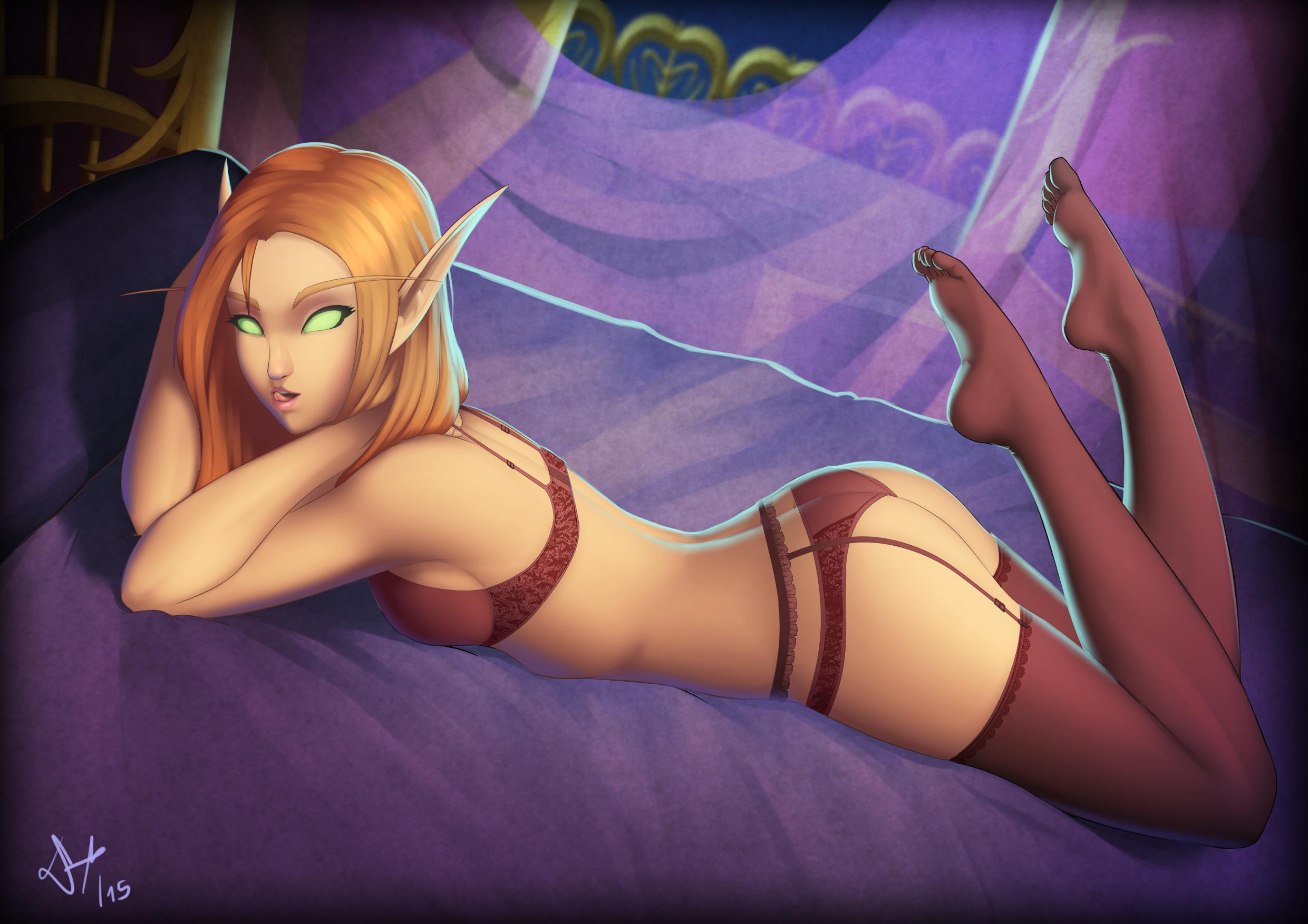 Blood Elf Adult Cosplay